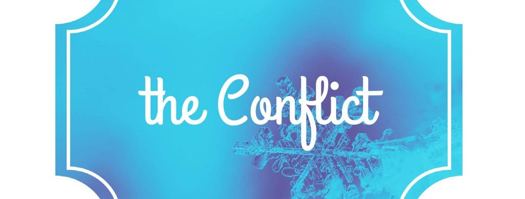 Conflicts in fiction writing