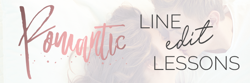 Line editing for indie authors