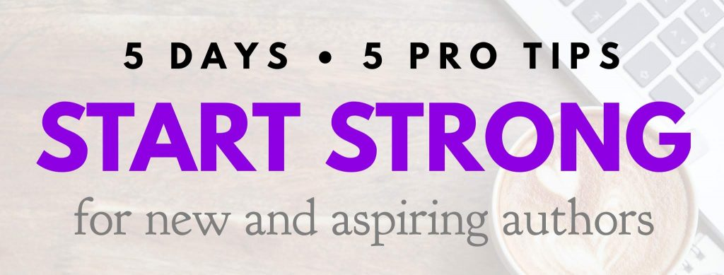 Start Strong: 5 Pro Tips to Avoid Newbie Author Mistakes