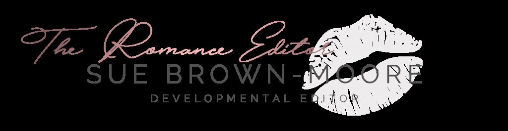 Sue Brown-Moore, The Romance Editor